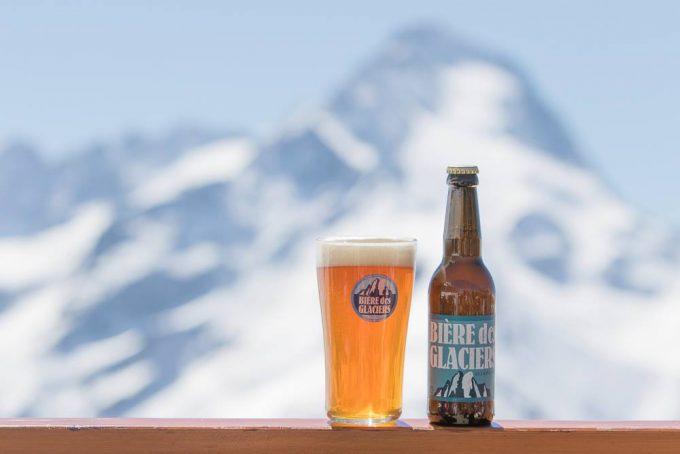 Bière des Glaciers