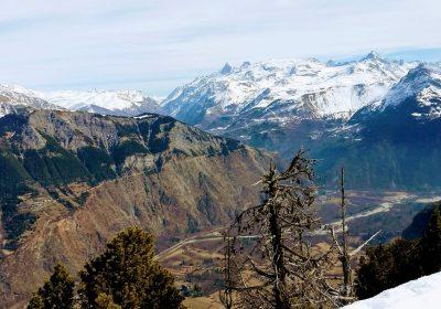 Villard Reymond- la plus haute commune de l'Isère