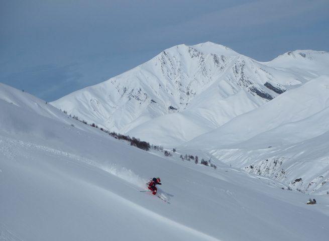 Ski en pleine immersion avec ESF La Grave La Meije