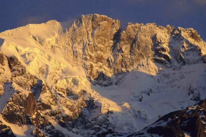 Glacier du Râteau