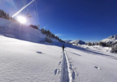 Activités de montagne avec le Bureau des Guides