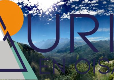 Pot d'accueil d'Auris en été