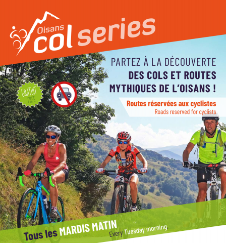 Oisans Col Series 2021