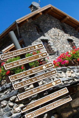 Village de Besse-en-Oisans