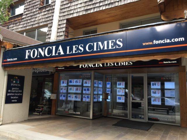 Agence Foncia Les Cimes