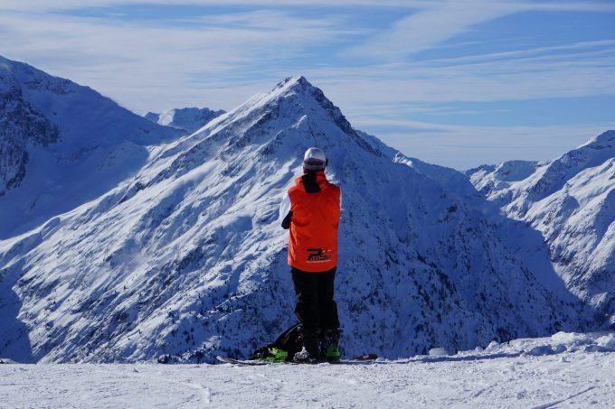 Pro ski