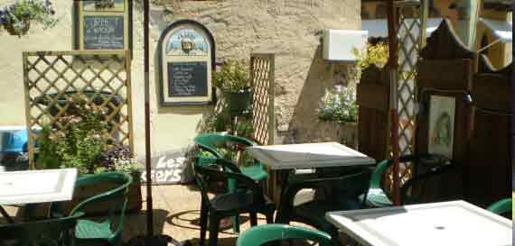 Café – Restaurant – Crêperie Les Glaciers (6)