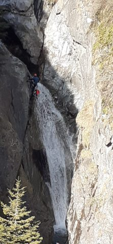 Canyon du Diable St Christophe en Oisans