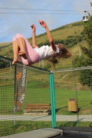 2 alpes trampoline