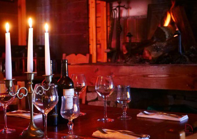 Restaurant Doumé's Lodge