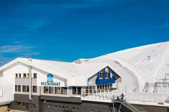 Le Refuge des Glaciers