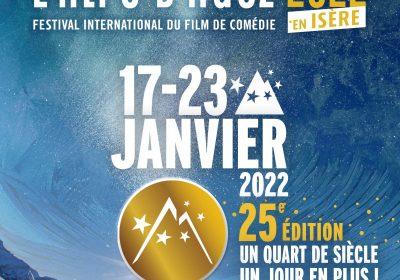 25e Festival International du Film de Comédie