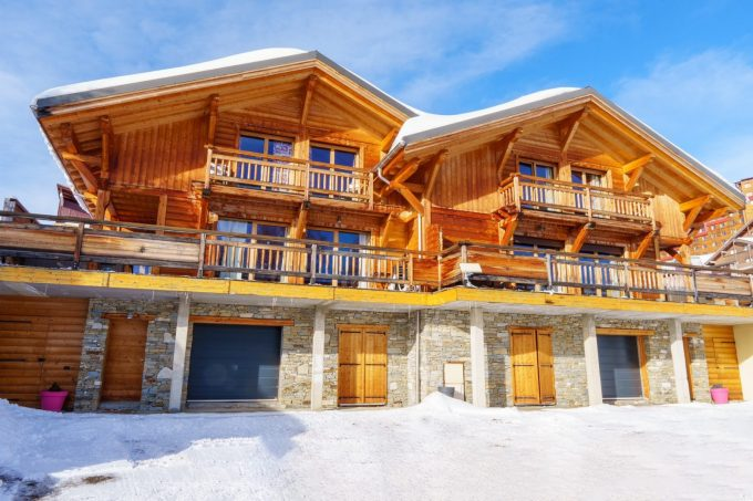 Alpe d'Huez Houses