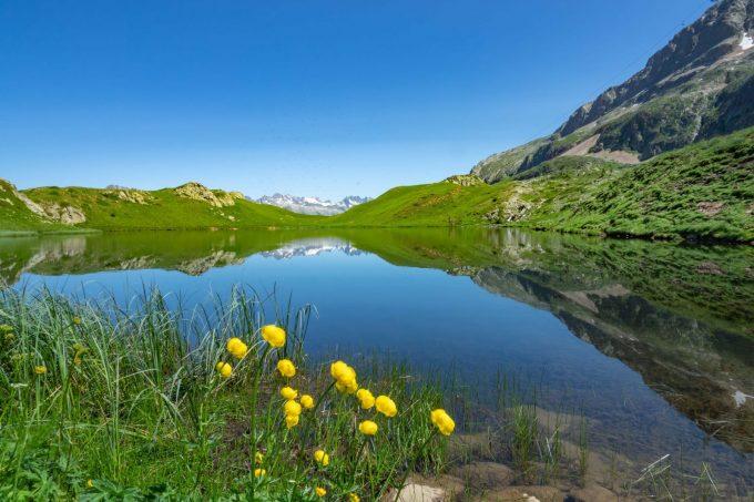 Plateau des lacs inférieurs