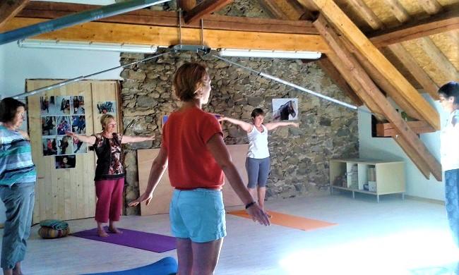 Cours Yoga Auris