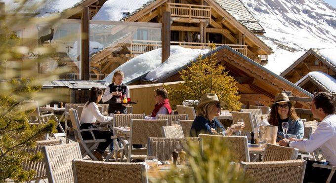 Restaurant Au Chamois d'Or