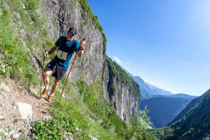 Rando trail – n°7 Noir – Boucle des 3 Villard